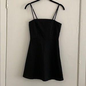 Dresses & Skirts - Reformation Dupe Black Dress